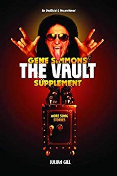 The Gene Simmons Vault Supplement More Song Stories English Edition