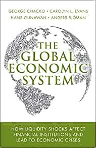 The Global Economic System How Liquidity Shocks Affect Financial Institutions And Lead To Economic Crises Paperback