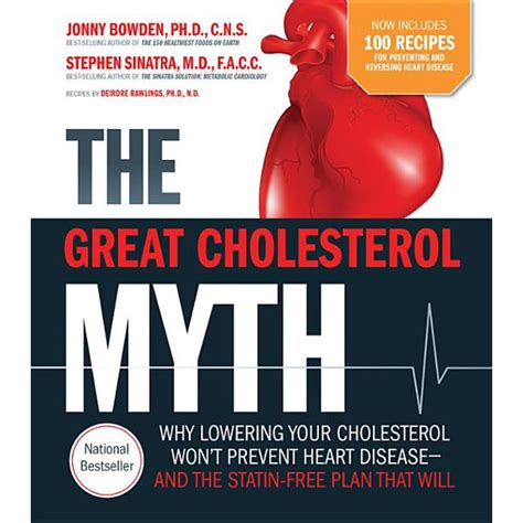 The Great Cholesterol Myth 100 Recipes For Preventing And Reversing Heart Disease