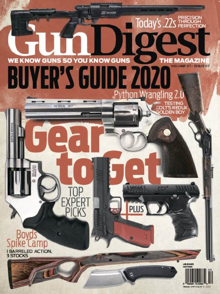 The Gun Digest Buyers Guide To Guns English Edition