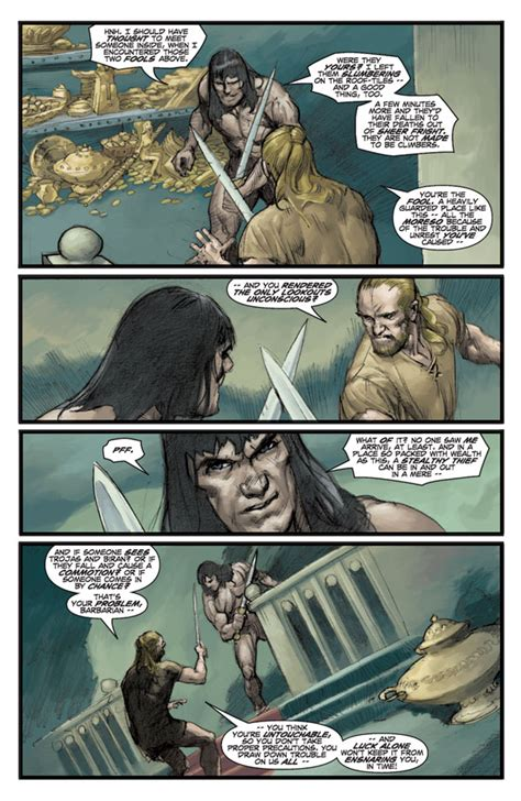 The Hall Of The Dead And Other Stories Conan Vol 4