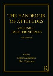 The Handbook Of Attitudes Volume 1 Basic Principles 2nd Edition