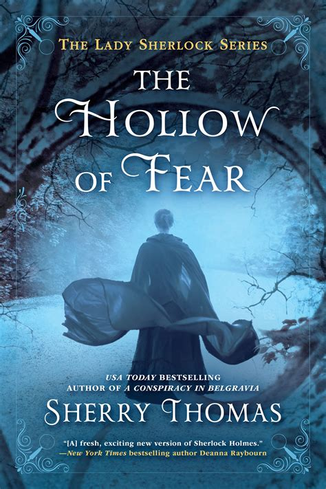 The Hollow Of Fear The Lady Sherlock Series Book 3