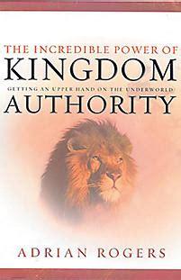 The Incredible Power Of Kingdom Authority Rogers Adrian (ePUB/PDF)