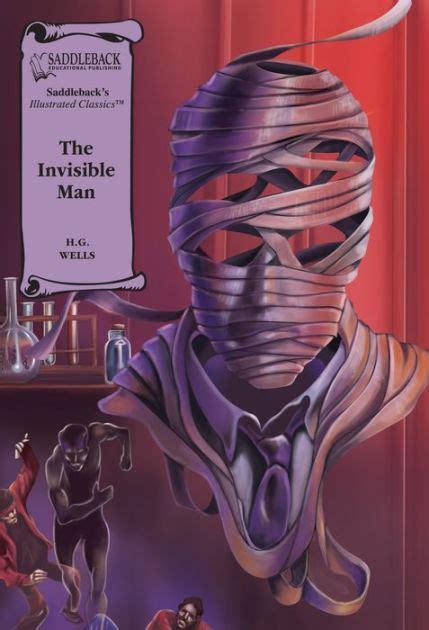 The Invisible Man Graphic Novel Study Guide Saddleback Educational