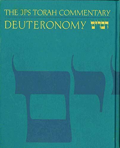 The Jps Torah Commentary Deuteronomy (ePUB/PDF) Free