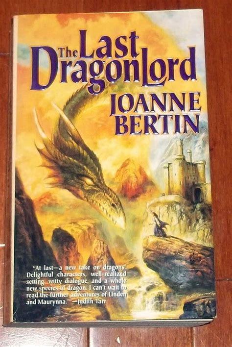 The Last Dragonlord Bertin Joanne (ePUB/PDF)