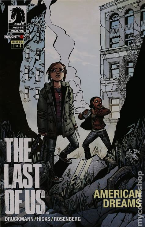 The Last Of Us American Dreams English Edition