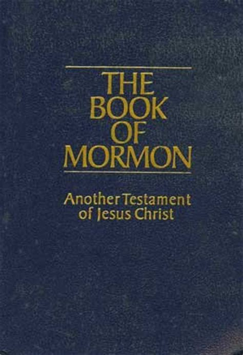 The Lost Book Of Mormon A Journey Through The Mythic Lands Of ...