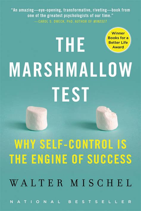 The Marshmallow Test Why SelfControl Is The Engine Of Success