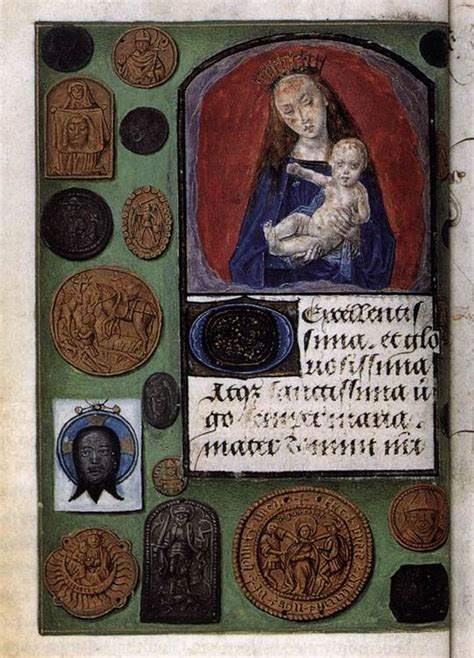 The Master Of Mary Of Burgundy A Book Of Hours For Engelbert Of Nassau Bodleian Library Oxford
