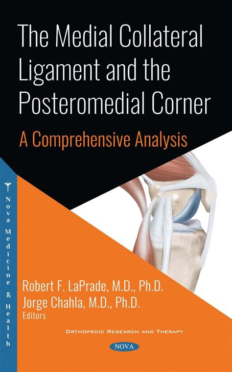The Medial Collateral Ligament And The Posteromedial Corner A Comprehensive Analysis