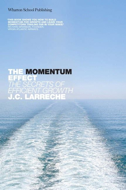 The Momentum Effect The Secrets Of Efficient Growth