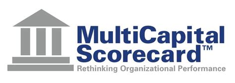 The MultiCapital Scorecard Rethinking Organizational Performance
