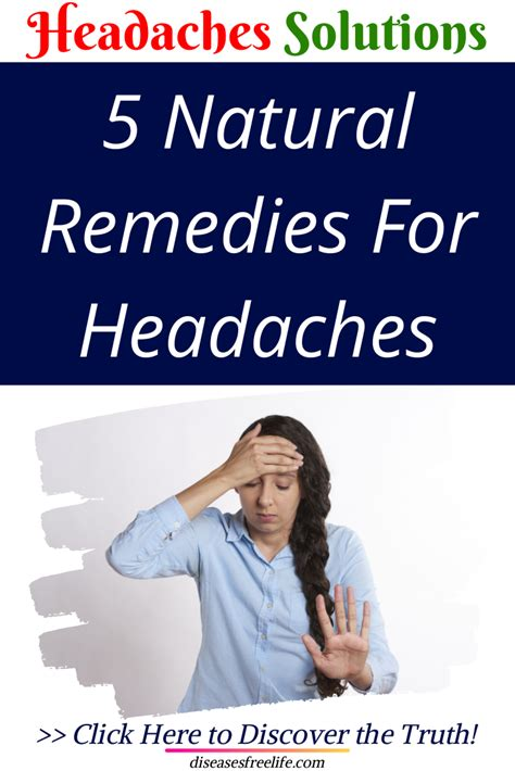 The Natural Migraine Solution 6 Secrets To Heal Your Headache ...