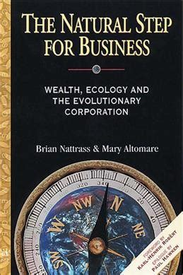 The Natural Step For Business Wealth Ecology The Evolutionary Corporation Conscientious Commerce