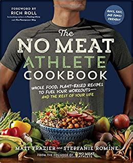 The No Meat Athlete Cookbook Whole Food PlantBased Recipes To Fuel Your Workoutsand The Rest Of Your Life