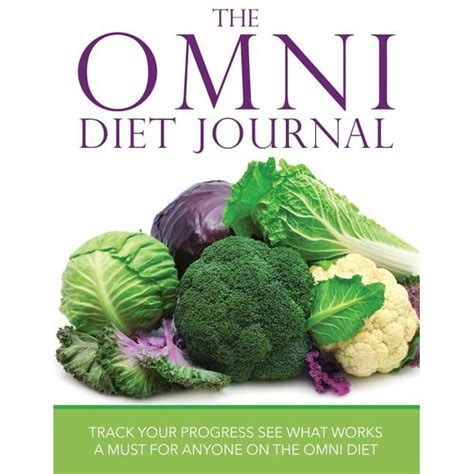 The Omni Diet Journal Track Your Progress See What Works A Must For Anyone On The Omni Diet