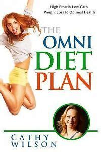 The Omni Diet Plan High Protein Low Carb Weight Loss To Optimum Health