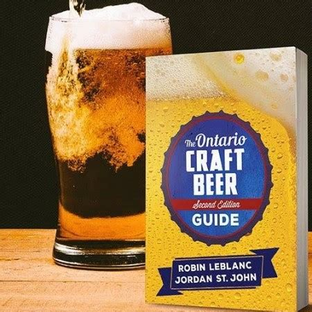 The Ontario Craft Beer Guide Second Edition