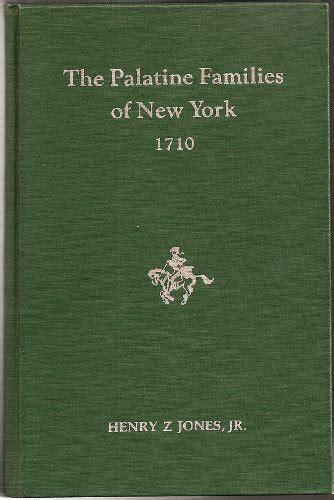 The Palatine Families Of New York 1710 2 Volume Set | Pdf