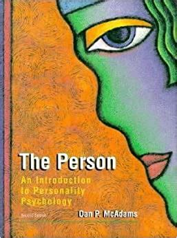 The Person An Introduction To Personality Psychology