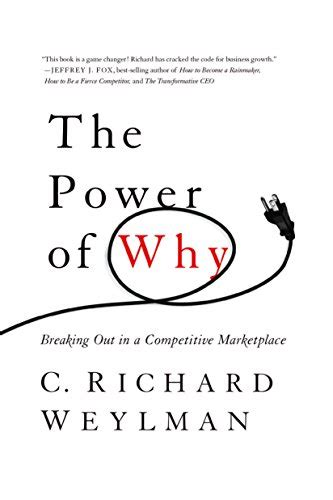 The Power Of Why Breaking Out In A Competitive Marketplace
