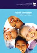 The Prevention Management Of Dental Caries In Children Guidance In Brief