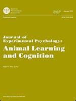 The Psychology Of Animal Learning | Pdf/ePub Library