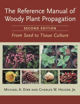 The Reference Manual Of Woody Plant Propagation From Seed To ...
