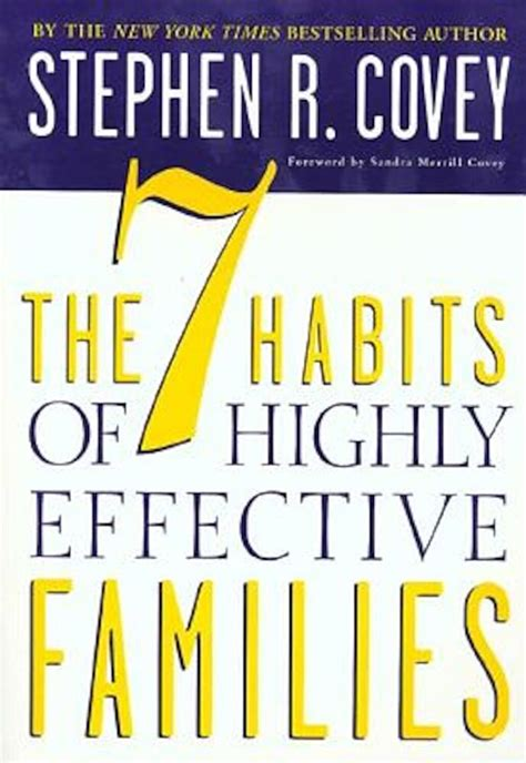 The Seven Habits Of Highly Effective Families Building A Beautiful Family Culture In A Turbulent World