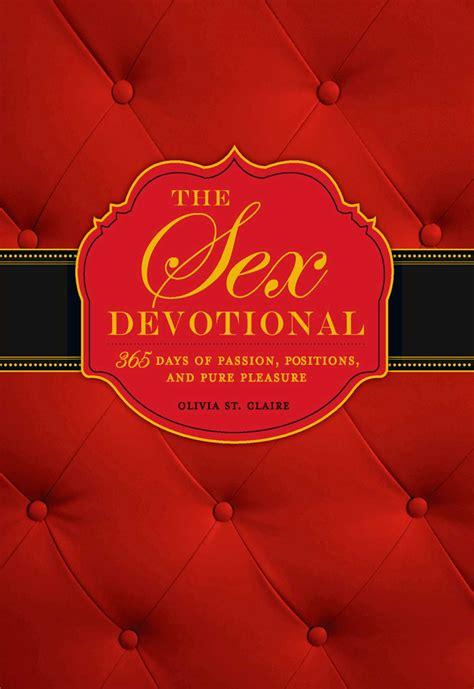 The Sex Devotional St Claire Olivia (ePUB/PDF)