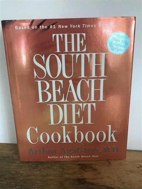 The South Beach Diet Cookbook (ePUB/PDF) Free