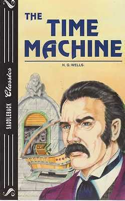 The Time Machine Novel Wells H G Hutchinson Emily