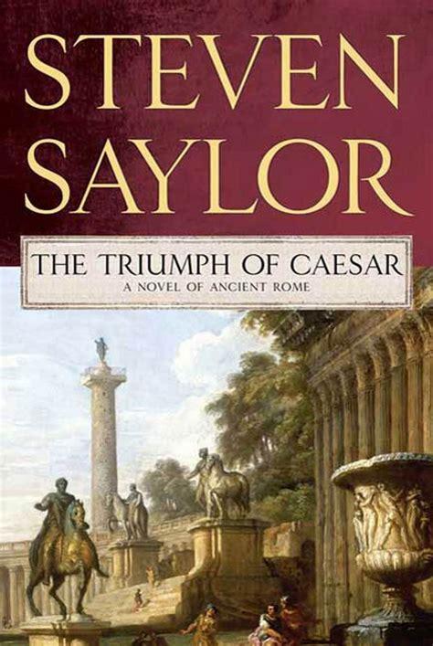 The Triumph Of Caesar Saylor Steven (ePUB/PDF)