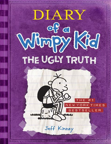 The Ugly Truth Diary Of A Wimpy Kid Book 5 (ePUB/PDF) Free