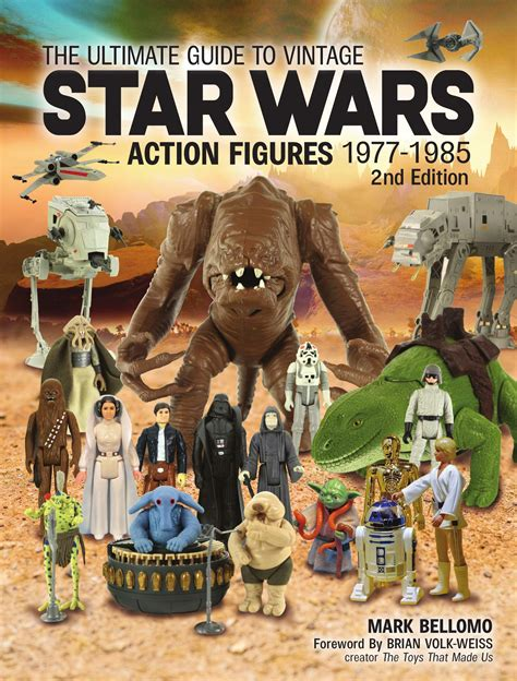 The Ultimate Guide To Vintage Star Wars Action Figures 19771985