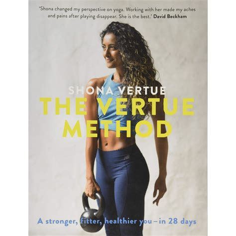 The Vertue Method A Stronger Fitter Healthier You In 28 Days