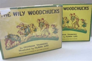 The Wily Woodchucks Travers Georgia Gg Flavia (ePUB/PDF)