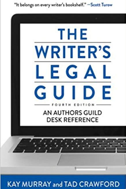The Writers Legal Guide Fourth Edition