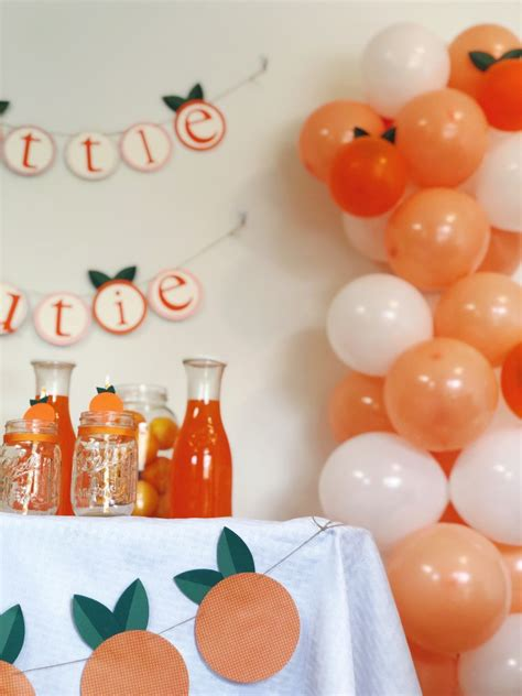 The Perfect Baby Shower Decorations