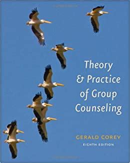 Theory And Practice Of Group Counseling 8th Egith Edition