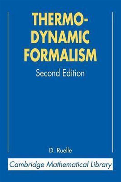 Thermodynamic Formalism Ruelle David (ePUB/PDF)