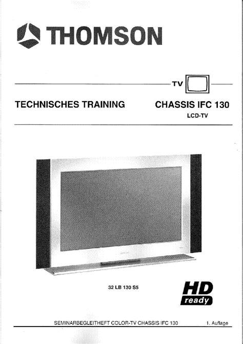 Thomson Tv Manual (ePUB/PDF)