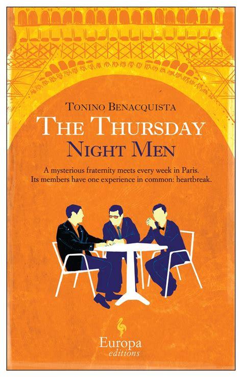 Thursday Night Men Benacquista Tonino (ePUB/PDF)