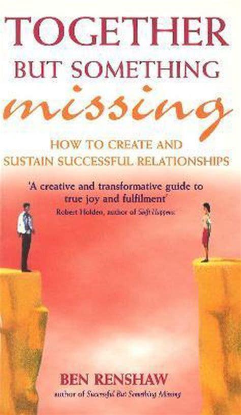 Together But Something Missing Renshaw Ben (ePUB/PDF) Free