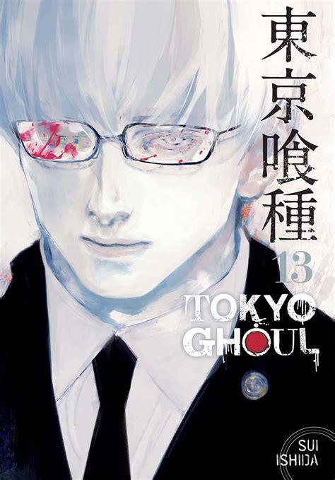 Tokyo Ghoul Vol 13 By Ishida Sui pdf -