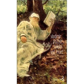 Tolstoi Est Mort (ePUB/PDF) on
