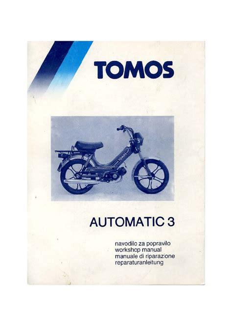 Superb Tomos Manual Epub Pdf Wiring 101 Relewellnesstrialsorg