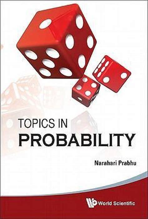 Topics In Probability Prabhu Narahari (ePUB/PDF)